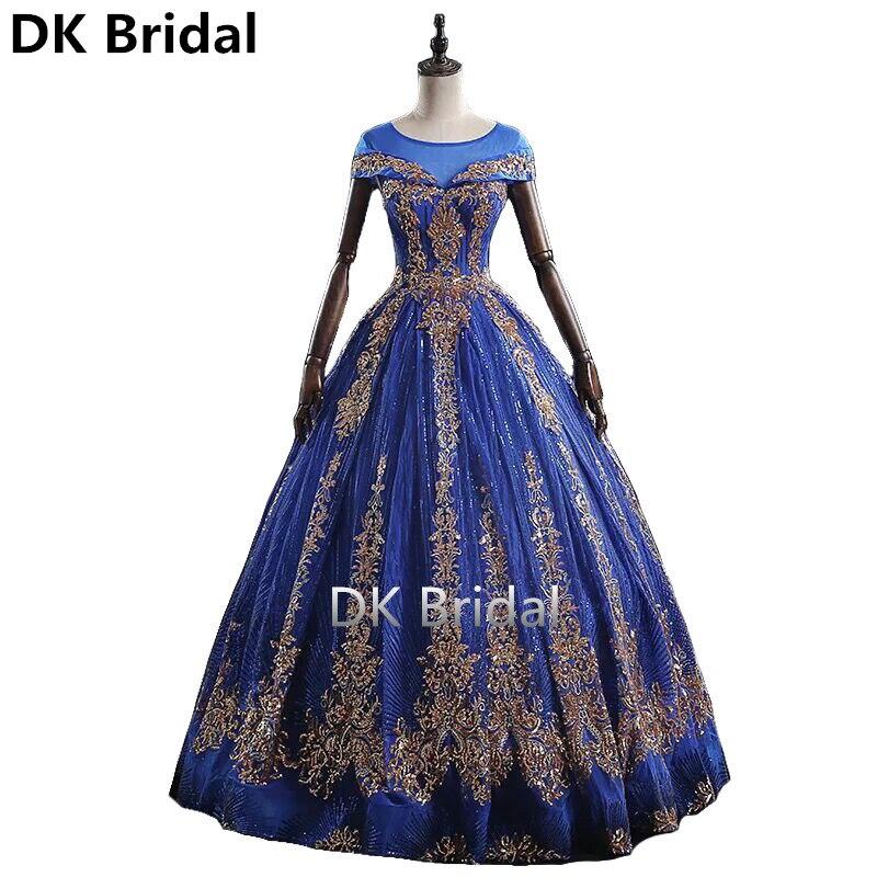 2020 robes princesse Quinceanera robes victorienne Halloween mascarade robe de bal robe de bal reine bouffante vestidos de 15 años