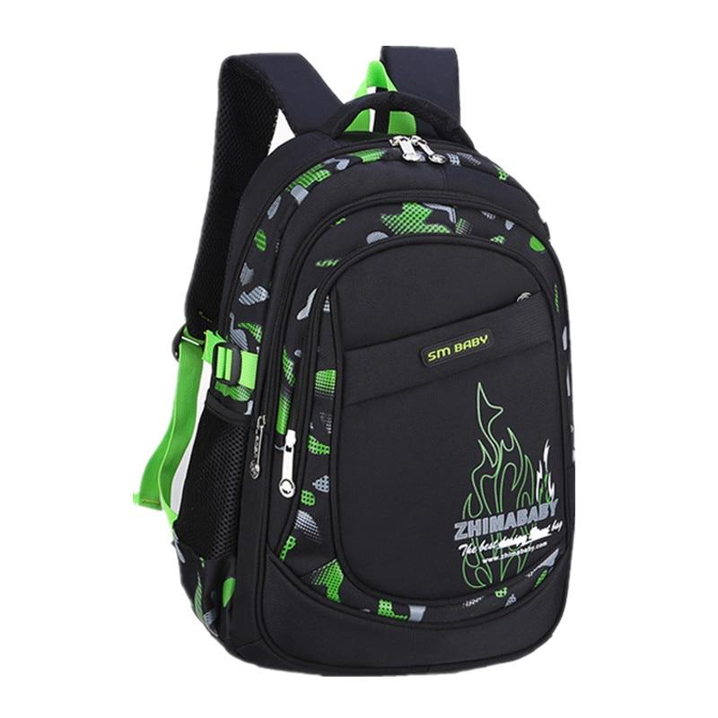 New Children School Bags for Girls Boys School Backpack Schoolbag Primary School Backpacks Kids Large Mochila Escolar 2 sizes