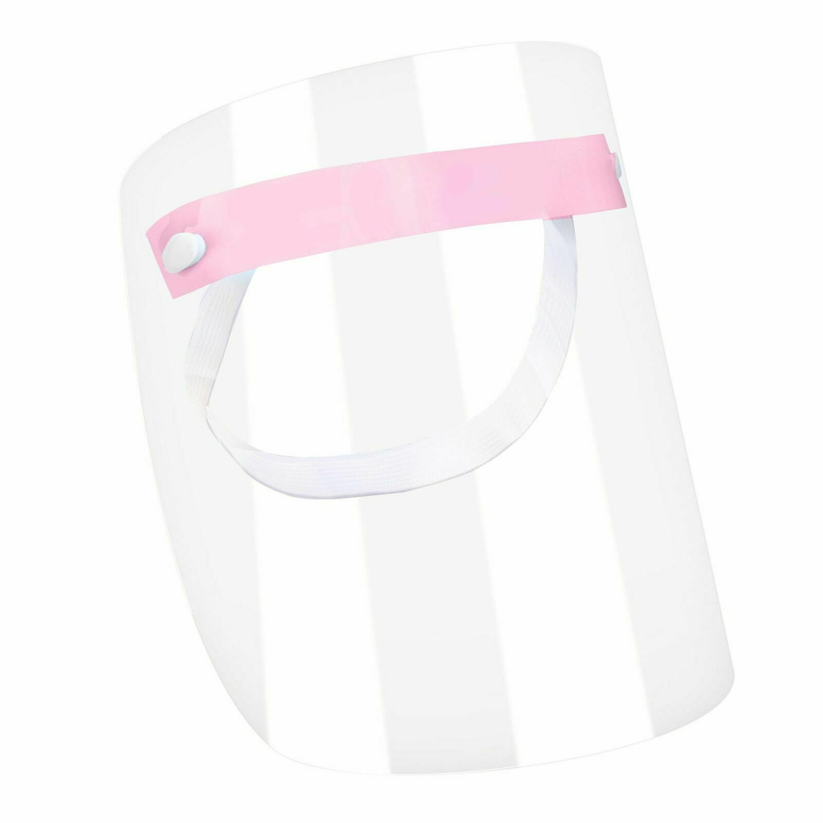 1/10 Pcs Anti-fog Adjustable Full Face Shield Protective Saliva-proof Reusable Outdoor Personal Protection Cover