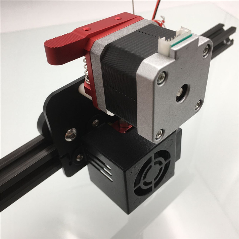 Upgrade Kit  Direct Drive Flexible Extruder Assembled Ender 5 Direct Drive Extruder  Adaptor Creality Ender-5 3D Printer Parts