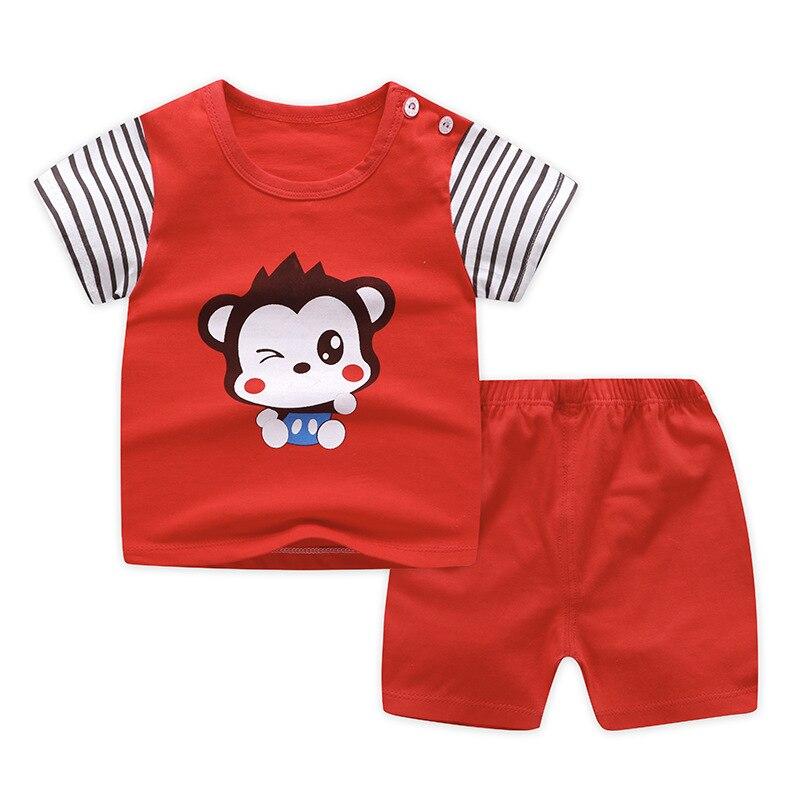 Одежда для маленьких девочек, стиль Минни Китти, летняя одежда для новорожденных девочек, костюм для малышей 0-3 лет, 2020