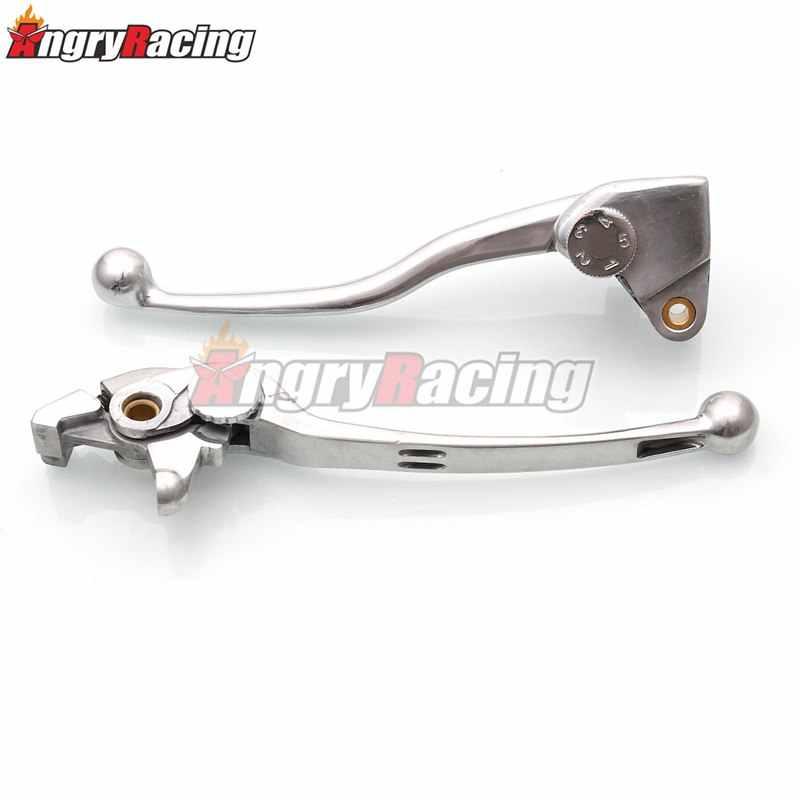 650cc 2009-2014 NINJA 400R 2011 Unlimited 6 Adjustable Position Black Brake Clutch Lever for Kawasaki NINJA 650R//ER-6F//ER-6N 2009-2016 VERSYS