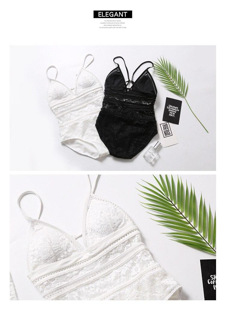 roupa de banho de uma peça monokini