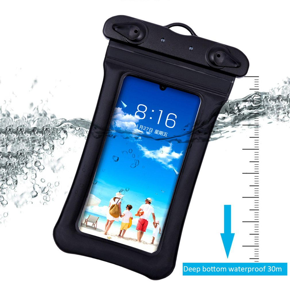 PVC Luminous Waterproof font b Phone b font Case Cover for font b Cell b font