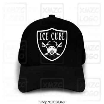 Cubo de hielo Raider licencia gorra de béisbol a estrenar Nwa Gangsta Rap gorra de béisbol sombreros mujeres hombres