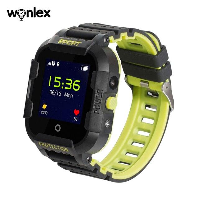 Детские смарт-часы Wonlex KT03 1