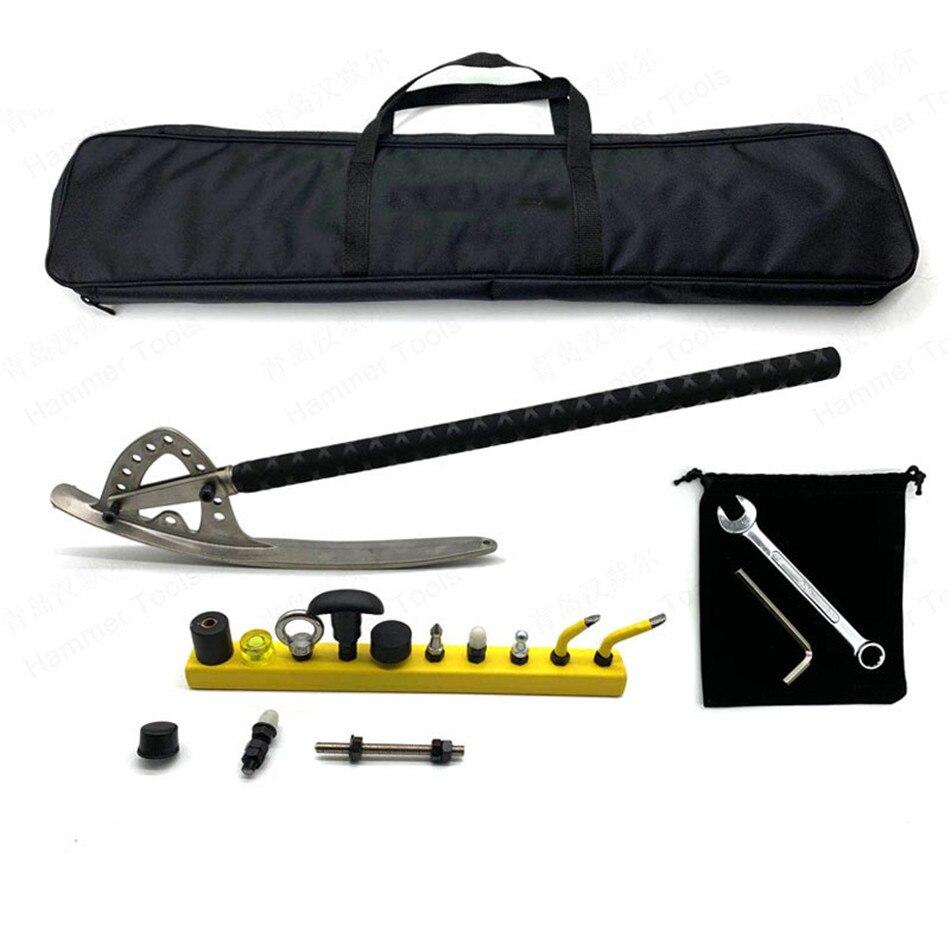 Car Fender Damage Repair tools car dent removal kit auto fender smooth repair pdr kit