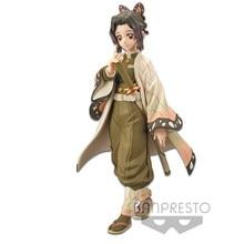 Tronzo orijinal Banpresto Kimetsu hiçbir Yaiba şekil Kochou Shinobu PVC aksiyon şekilli kalıp Figurals