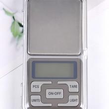Pocket-Scales Jewelry Libra-Medicine Weight Laboratory Digital Precision 1PC 500g/0.01g