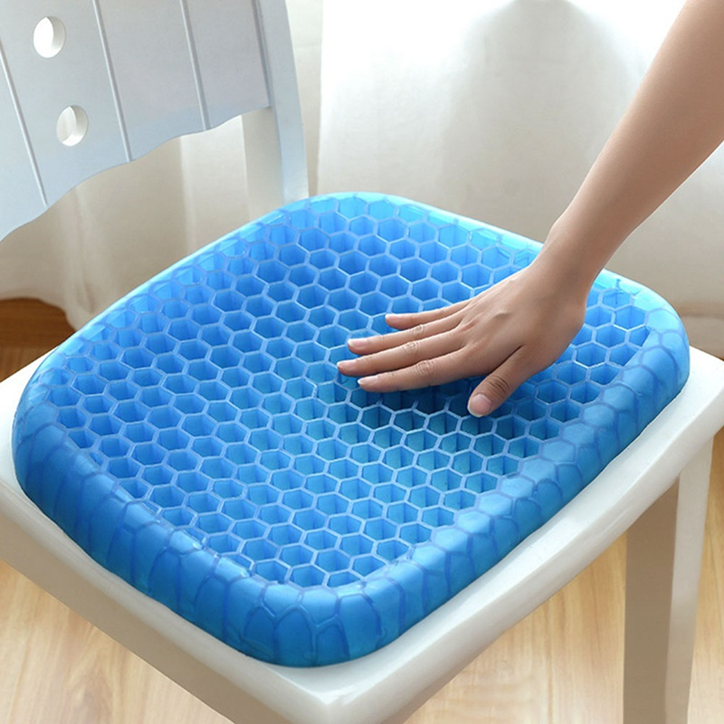 AUTOYOUTH ice pad gel cushion non slip soft and comfortable outdoor massage office chair cushion carpet multifunctional Pad Automobiles Seat Covers    - AliExpress