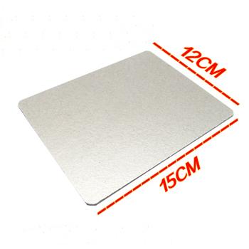 5 sztuk Mica płyty arkusze grube kuchenka mikrofalowa toster Mica płyty arkusze dla Midea uniwersalne urządzenia domowe części 150X120mm tanie i dobre opinie Części kuchenka mikrofalowa