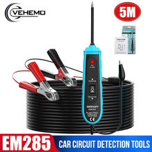 All-Sun Circuit Tester Automotive Electrical Current 6-24V Power Probe EM285 24V