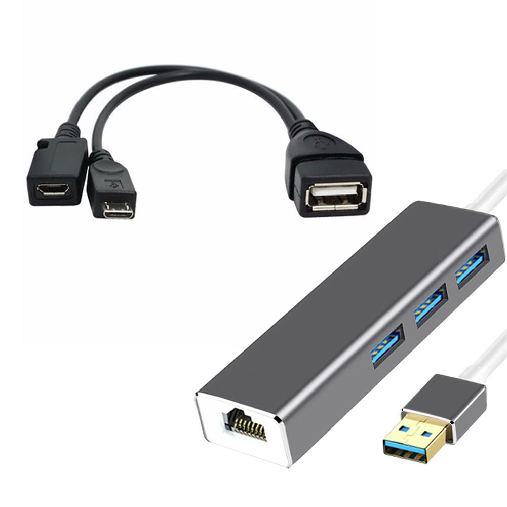 USB 2.0 LAN Ethernet Adapter Converter Cable For Amazon Fire TV 3//Stick Gen 2 US