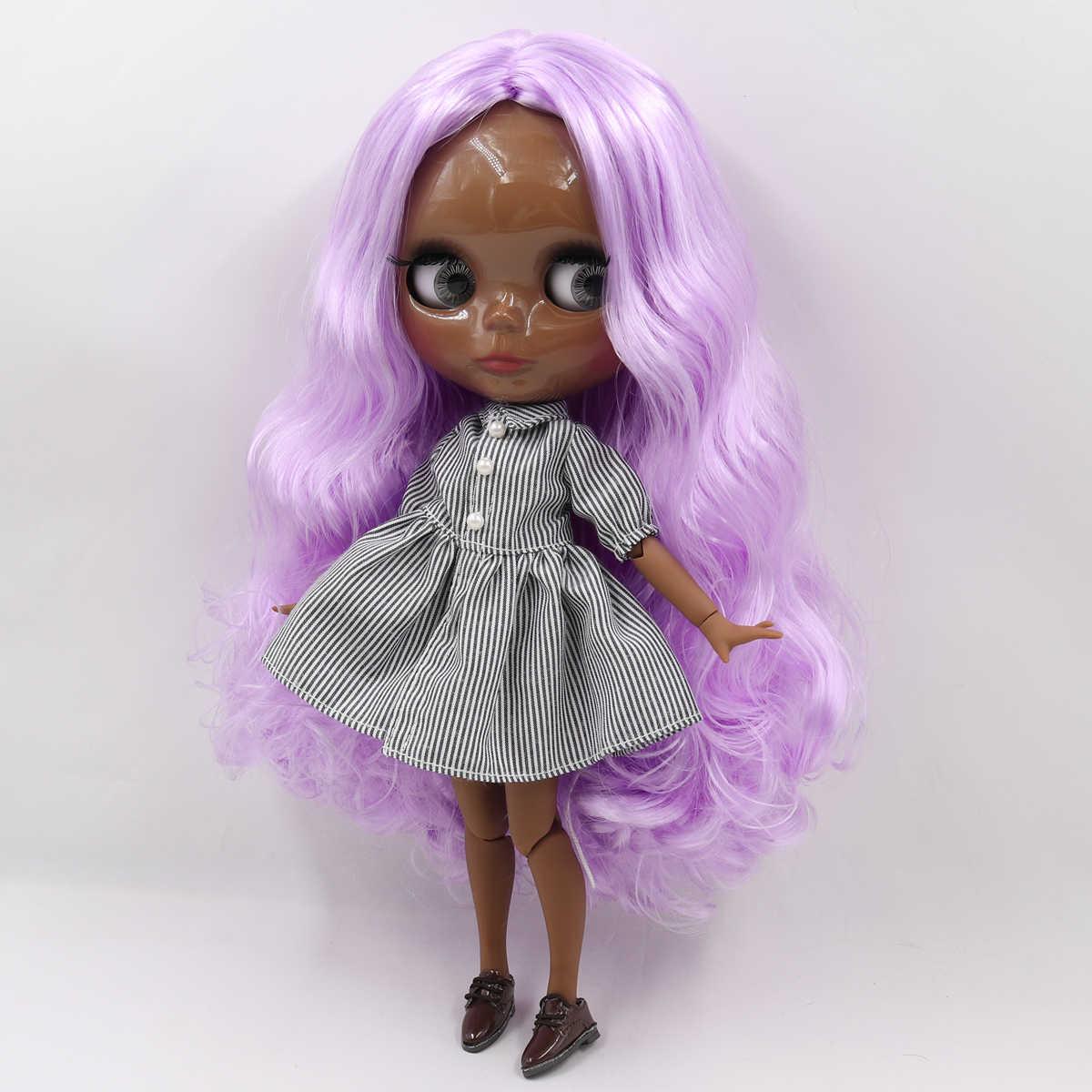 קפוא 1/6 bjd מפעל blyth הבובה משותף גוף הצעה מיוחדת נמוך מחיר DIY ילדה מתנה, 30cm בובת עירום אקראי עיני צבעים