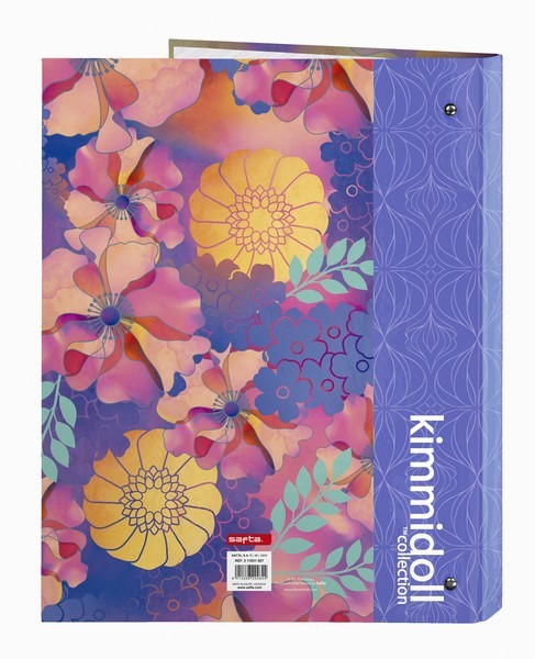 FOLDER FOLIO 4 ANIMIXTAS KIMMIDOLL