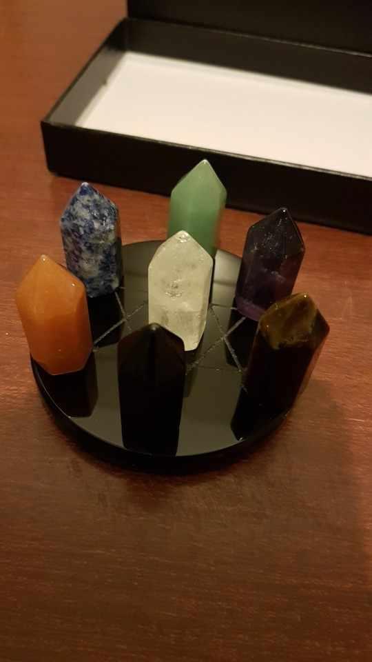 Sunligoo 自然治癒クリスタルポイント 6 Facted ナチュラルクリスタル杖ポリッシュレイキチャクラ瞑想装飾のための石を急落