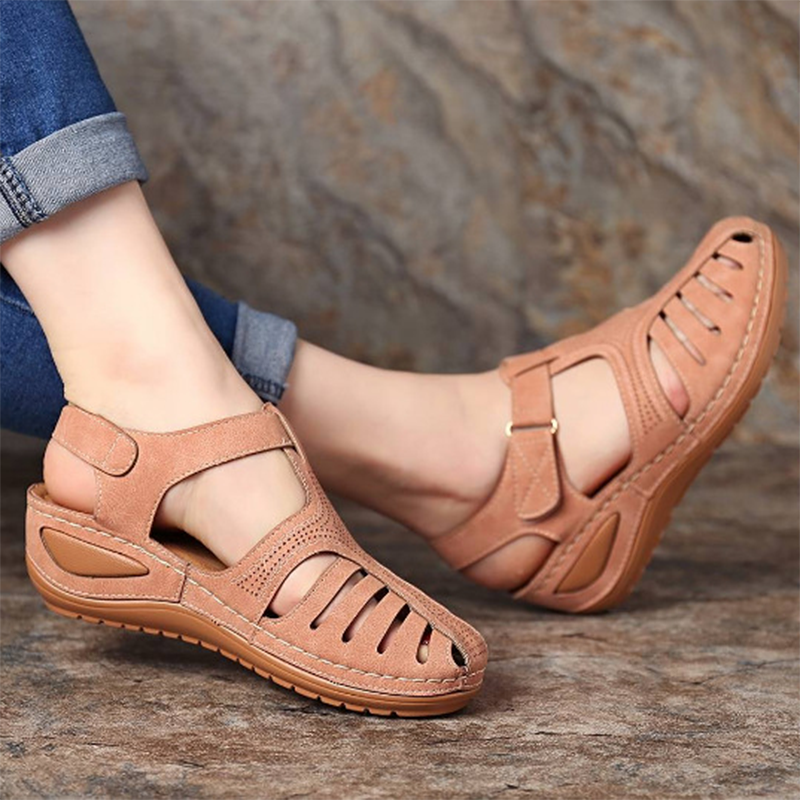 Women Sandals New Summer Shoes Woman Plus Size 46 Heels Sandals For Wedges Shoes Female Casual Shoes Gladiator Sandalias Mujer