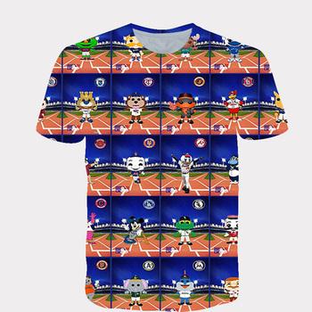 2020 nowy druk 3D koszulka dziecięca anime piękne topy dla chłopców i dziewcząt gorąca wyprzedaż tanie i dobre opinie Poliester CN (pochodzenie) Streetwear Drukuj REGULAR O-neck Tees Krótki Pasuje prawda na wymiar weź swój normalny rozmiar