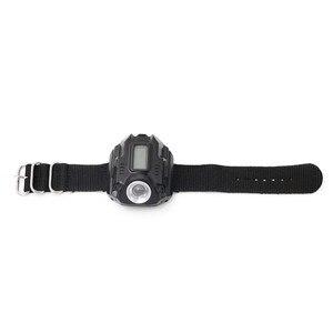 Image 2 - HoneyFly Uhr Flash Licht Led LED Wristlight Aufladbare Lampen Laterne Wasserdicht Handgelenk Beleuchtung Fackel Im Freien lampe