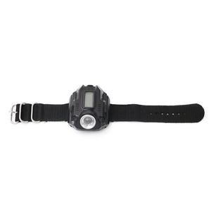 Image 2 - HoneyFly Watch Flash Light Led LED Wristlight Rechargeable Lamps Lantern Waterproof Wrist Lighting Torch Outdoor lamp