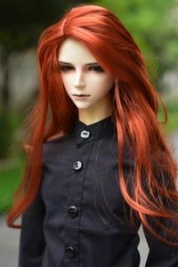 Image 2 - 1/3 BJD Wig Hair Super Doll Bjd Wig Fashion Style Curly Mohair Wig