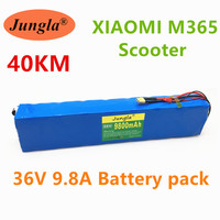 100%36V9.8A Scooter Battery Pack for Xiaomi Mijia M365 Battery pack , Electric Scooter, BMS Board for Xiaomi m365 bateria m365