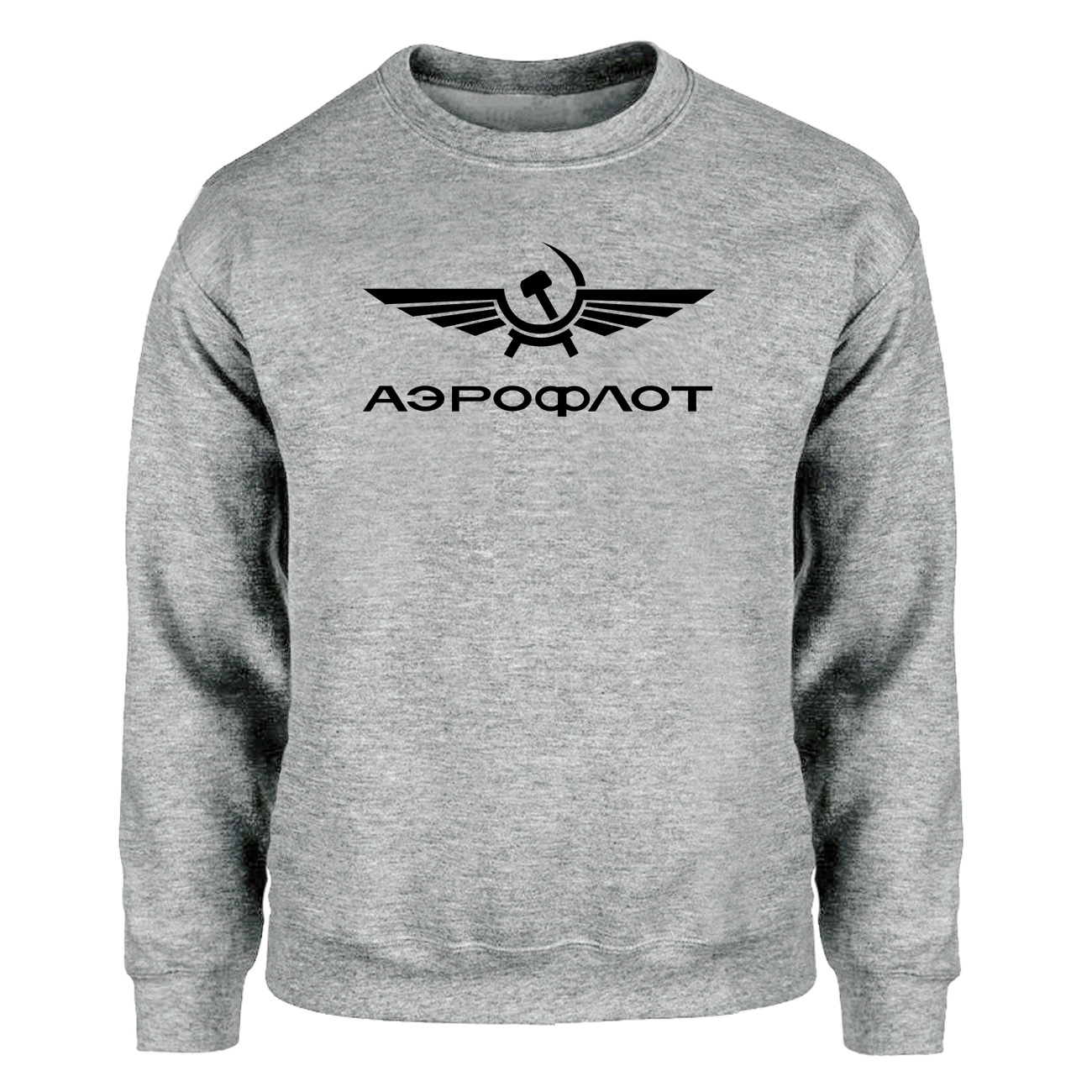 Aeroflot CCCP Civil Aviation USSR RUSSIA AIRFORCE Hoodies Sweatshirt Men Crewneck Sweatshirts Winter Autumn Fleece Sportswear