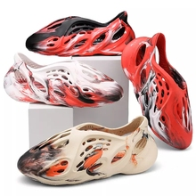 Sports Sandals Shoes Coconut-Hole-Shoes Breathable Summer Unisex Swimming Hollow-Out