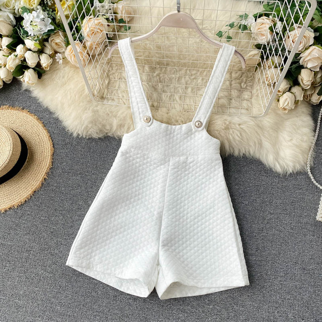 Autumn 2021 New Women's Long Sleeve Shirt Chiffon Pure White Versatile Backpack Pants Fashionable Two-piece Set Office Attire 4