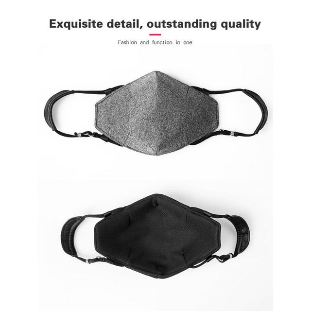 Washable Mouth-Muffle Mouth Mask Anti Dust Mask Windproof Mouth-muffle Bacteria Proof Flu Face Masks 4