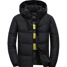 2020 Winter Jacket Men Thermal Thick Down Coat Snow Parka Ma