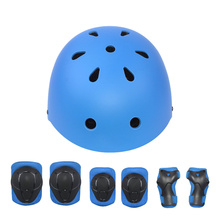 Protective-Accessories Helmet Kids for Outdoor Ridin Costume-Kit Gear-Cover Kneepad Palm-Elbow