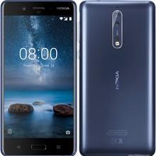 Nokia 8 Original Unlocked Cellphone 5.3`` Octa-core 4GB RAM