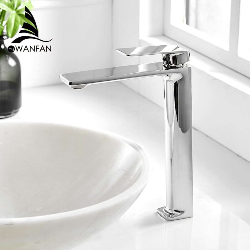 Basin Faucet Bathroom Sink Faucet Single Handle Hole Chrome Faucet Basin Taps Deck Vintage Wash Hot Cold Mixer Tap Crane 9923
