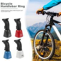 Bike Fahrrad Lenker Ring Kupfer Legierung Sicherheit Radfahren Alarm Horn Glocke Vier Anpassungen Schwarz Rot Weiß und Blau-in Fahrradklingel aus Sport und Unterhaltung bei