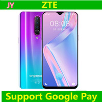 ZTE-teléfono inteligente F6S, pantalla completa de gota de agua súper fino, android, gran juego, 4g, Netcom, reconocimiento facial, 3200 ma