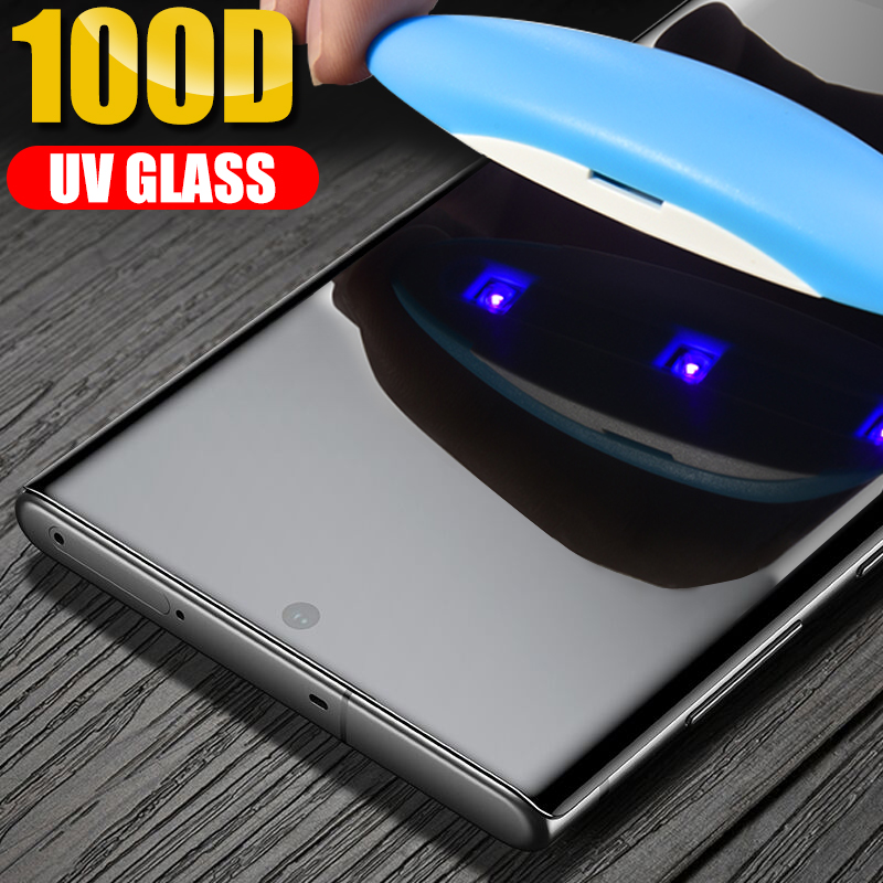 100D Curved UV Liquid Full Glue Tempered <font><b>Glass</b></font> For <font><b>Huawei</b></font> <font><b>P30</b></font> <font><b>pro</b></font> <font><b>P30</b></font> P20 <font><b>pro</b></font> P20 <font><b>P30</b></font> lite Mate 20 30 <font><b>Pro</b></font> lite Screen <font><b>Protector</b></font> image