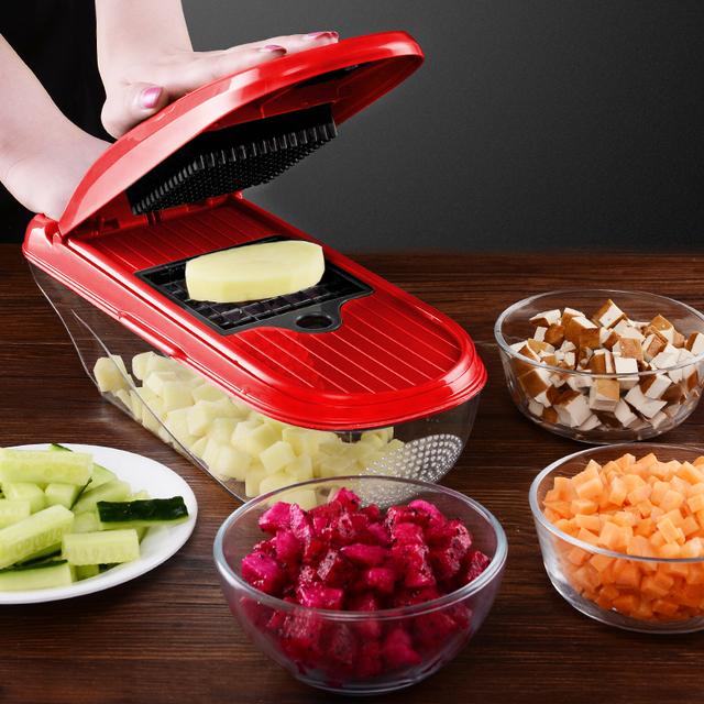 Salad Cutter