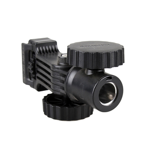 Image 5 - YONGNUO LED light mounting bracket Hot shoe Mount Light Stand Bracket Swivel For Monitor LED  YN300 III YN600L II  YN608