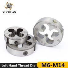 1 шт. метрические левосторонние резьбонарезные машины винтовые нарезные инструменты M6/M10/M10x1.0/M10x1.5/M12x1.0/M14x1.0