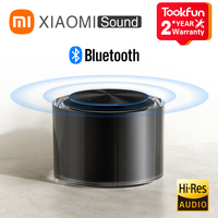New Xiaomi High-Fidelity Smart Speaker HARMAN Bluetooth 5.2 Hi-Res Audio 90dB WiFi Lossless Sound Quality Portable Subwoofer