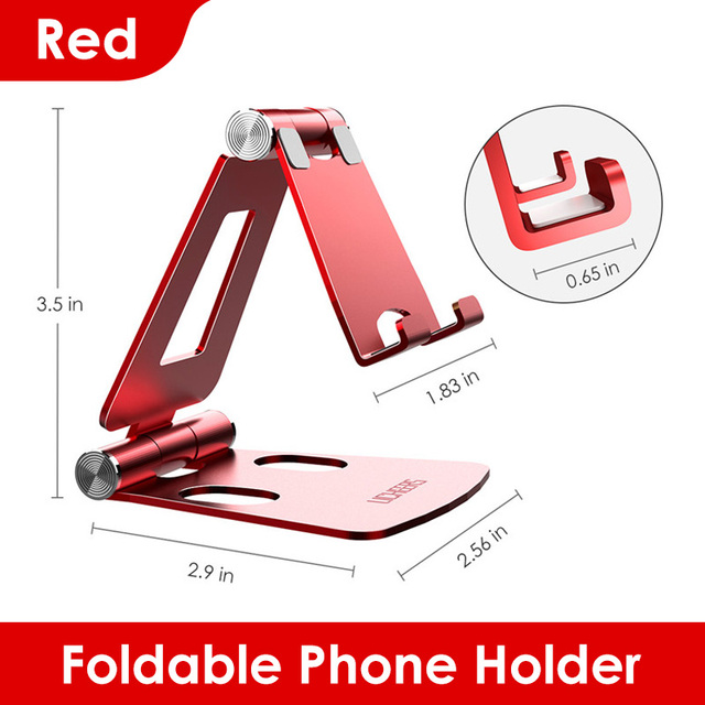Red for phone