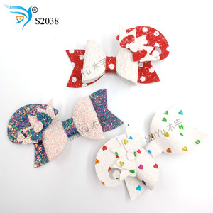 Image 3 - Christmas bow DIY new wooden mould cutting dies for scrapbooking Thickness 15.8mm/muyu S2038