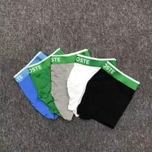 New Mens underwear boxers men boxershort panties man boxeur homme underpants Calzoncillos Cotton 2021 5pcs