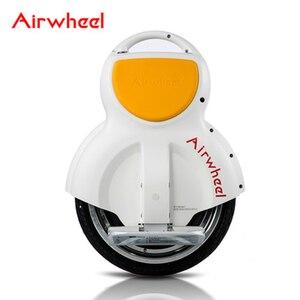Airwheel Q1 Детский Электрический Одноколесный велосипед 12 дюймов 130wh маленькие двойные колеса EUC Максимальная скорость 18 км/ч