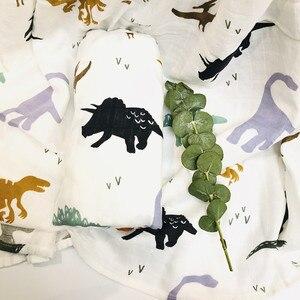 M 47-дюймовое детское Пеленальное Одеяло из муслина для пеленания лучше, чем Aden Anais детское многоразовое хлопковое/бамбуковое одеяло для младенцев