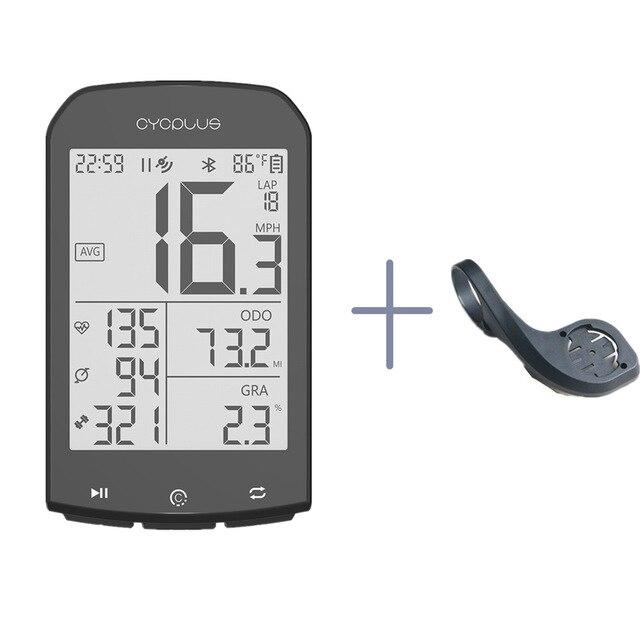 2019 Nieuwe Cycplus M1 Fiets Gps Computer Fiets Computer Speedmeter Draadloze Fietscomputer Stopwatch