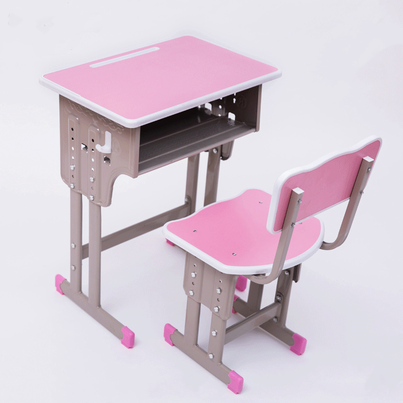 School Single And Double Desks And Chairs Home Use Classroom Lifting Tables And Chairs Training Wholesale Learning Table