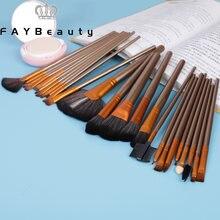 Faybeauty 24 шт высококачественные кисти для макияжа бровей