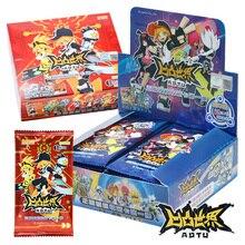 Original Aotu World tcg flash collection cards Japan Anime cartas games card Children Birthday Gift carte juego de cartas